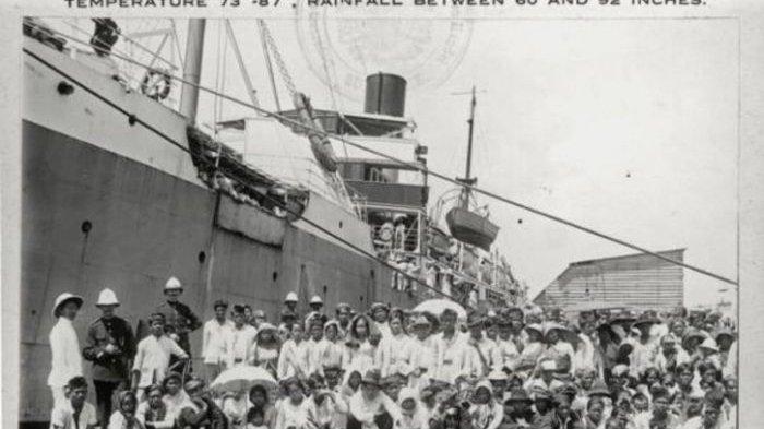 Jadi Suku Terbesar ke-3di Suriname, Beginilah Perjalanan Orang-orang Jawa Hingga Amerika Selatan