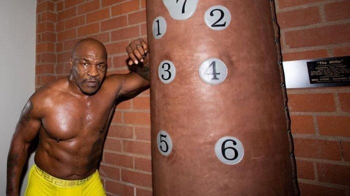 Mike Tyson Naik Ring Lagi, Holyfield Siap Jadi Penantang, Siapa Menang?