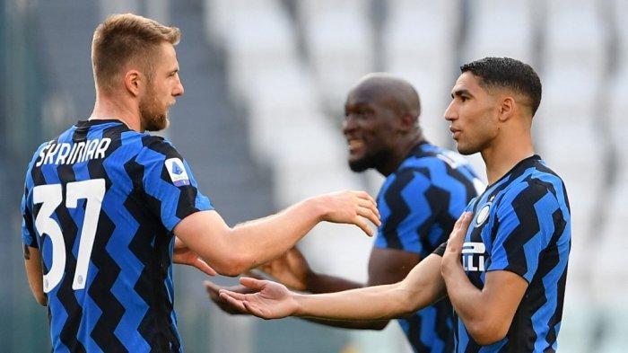 Liga Italia: Inter Milan Persilakan PSG Angkut Achraf Hakimi Asalkan Tak di Bawah Rp 1,4 Triliun