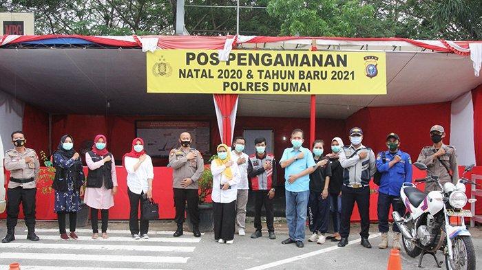 Gunakan 6 Bahasa, Satgas Covid-19 Dumai Riau Sosialisasikan Protokol Kesehatan, Bahasa Apa Saja?