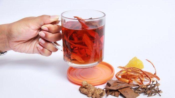 Hanya Minum Rebusan Secang Dua Kali Sehari, Kadar Asam Urat Terjun Bebas