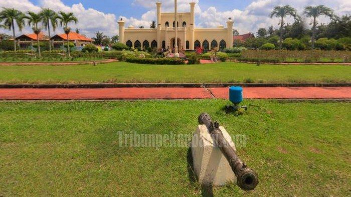 Tegas! Bupati Siak: Penutupan Istana Siak dan Objek Wisata Berlanjut, Antisipasi Penyebaran Covid-19