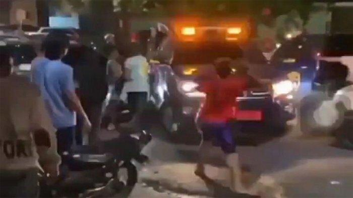 Kelompok Preman Penyerangan Petugas Bea Cukai dan Mobil Dinas K-9, Sebelum Beraksi Tenggak Miras