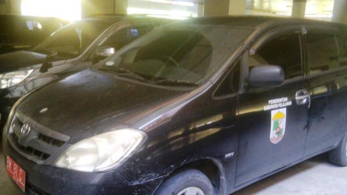 Kendaraan Plat Merah Milik Pemkab Pelalawan Riau Dilarang Pakai Bio Solar dan Premium
