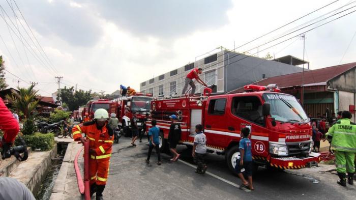 Komisi IV DPRD Pekanbaru Janji Perjuangkan Usulan Tambahan Mobil Rescue DPKP Pekanbaru