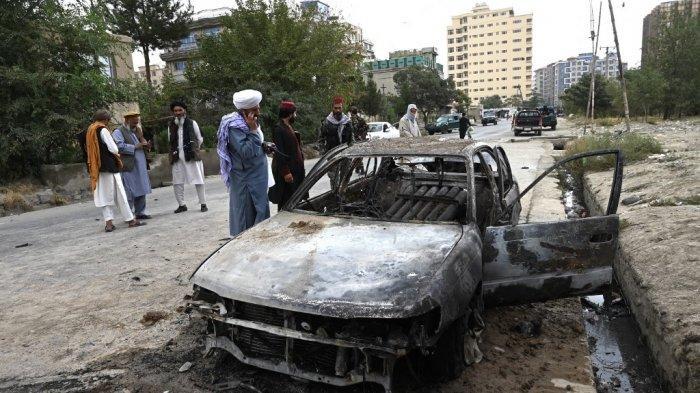 Bukti Taliban Belum bisa Kuasai Afganistan, Mereka Malah jadi Sasaran Serangan Mematikan