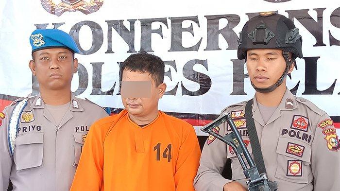 Pemilik Sabu 2 Kg yang Ditangkap Polres Pelalawan Riau Mengaku Dapat Upah Rp 20 Juta