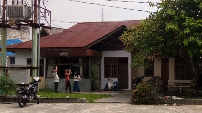Momen Gerhana Matahari Cincin di Riau, Warga Bengkalis Abadikan dengan KameraPonsel