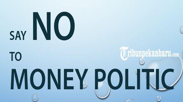 Tim Patroli Money Politic Temukan 146 lembar Amplop Berisi Uang Rp 50 Ribu di Inhu