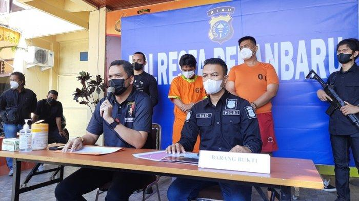 Semua Pelaku Aksi Teror Kepala Anjing Ketua LAMR Pekanbaru Sudah Tertangkap, Total 5 Orang