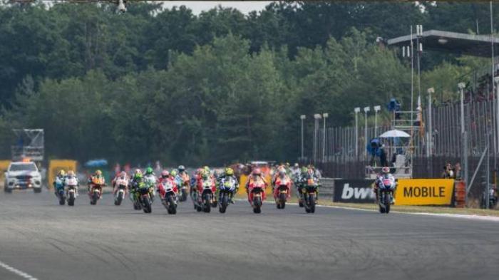 Live Trans7 MotoGP Doha 2021 Malam Ini, Rossi Nomor 21, Vinales Nomor 3 di Starting Grid Motogp 2021