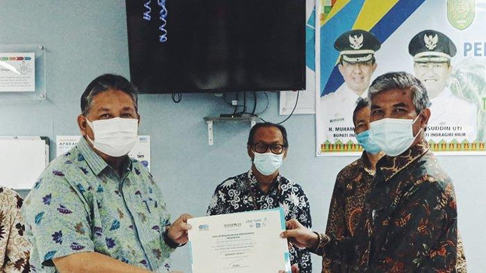 Realisasi Sistem Resi Gudang di Inhil Riau Semakin Dekat, PT KIG Teken MoU Bersama PT Sucofindo