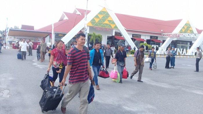 Ada 6.309 Orang Mudik Lewat Terminal Penumpang Pelindo Dumai