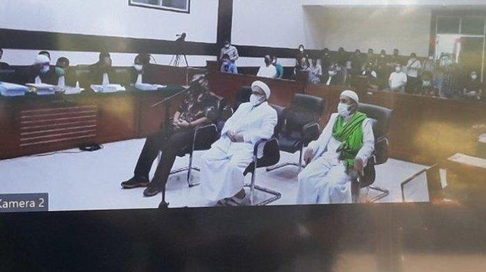 DETIK-DETIK Rizieq Shihab Menitikkan Air Mata: Kami Sekeluarga Diteror Intelijen Hitam