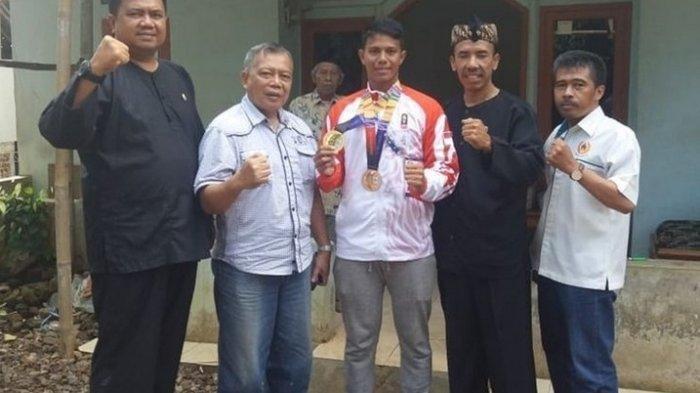 Kisah Muhammad Taufik Peraih Medali Emas SEA Games 2019, Pilih Pulang Naik Angkutan Umum