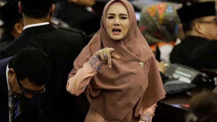Mulan Jameela Ketahuan Tak Tahu Mitra Komisi VII DPR, 'Yang Penting Niat Terbaik Untuk Indonesia'