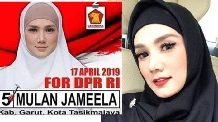 Kabar Terbaru! Ahmad Dhani dan Mulan Jameela Senasib, Sama-sama Tak Dapat Kursi DPR