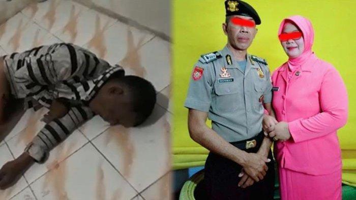 Polisi yang Tembak Istri dan TNI Terancam Pecat dan Bui 5 Tahun, Berang Pergoki Korban Bersetubuh
