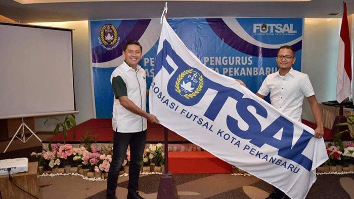 BOLA LOKAL-Terpilih Pimpin AFKOT Pekanbaru, Musdalil Segera Gelar Liga Futsal