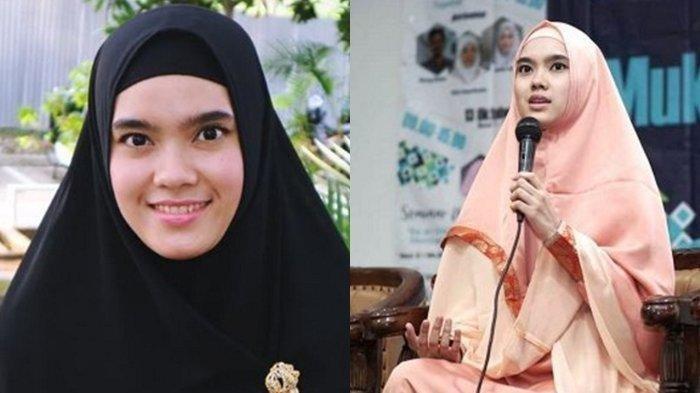 Cantiknya Nabila Abdul Rahim Bayan, Guru Ngaji Putri Imam Masjid Haram, Juri Hafiz Indonesia 2021