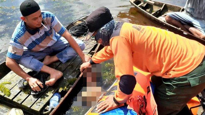 Naik Perahu Bersama Teman Senin Malam, Dua Pemuda Tenggelam di Objek Wisata Danau Ombak Rohul