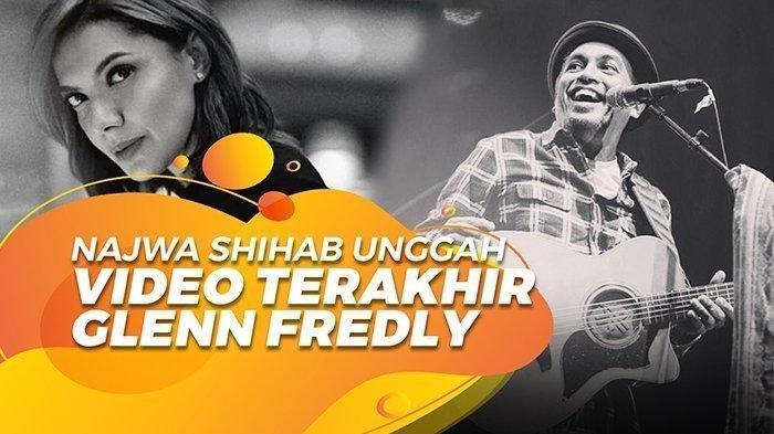 Najwa Shihab Posting Video Glenn Fredly Tahan Sakit, Nyanyi Terakhir Kalinya, Wajahnya Pilu