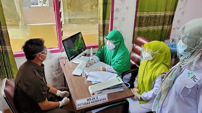 360 Tenaga Kesehatan di Riau Terpapar Virus Corona, Kadiskes: 97 Persen Sudah Sembuh