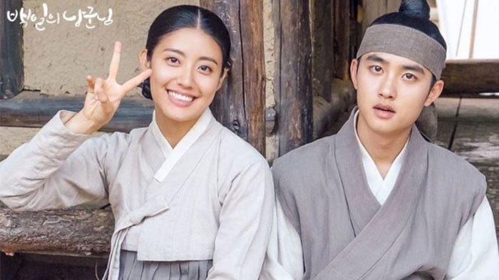 Beradu Akting di Drama Korea 100 Days My Prince, Nam Ji Hyun Kagumi D.O EXO