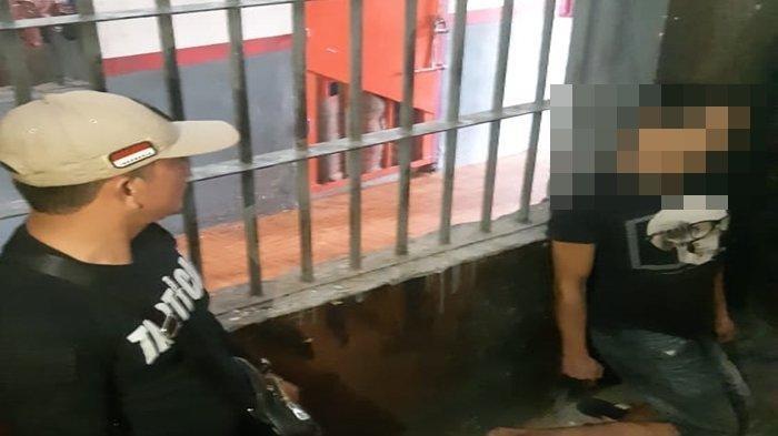 Narapidana Ditemukan Tewas Gantung Diri Dalam Sel Tahanan, Lapas di Palembang Geger