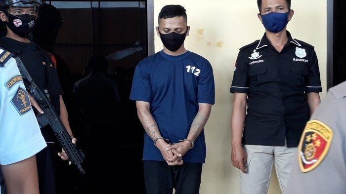 Inilah Ibrahim Purba, Narapidana Lapas Bagansiapiapi yang Ngaku Polisi, Ajak Cewek-cewek Video Sex