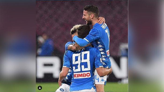 LIVE NOW! Streaming Napoli vs Salzburg Liga Eropa 2019 Jam 03.00 WIB