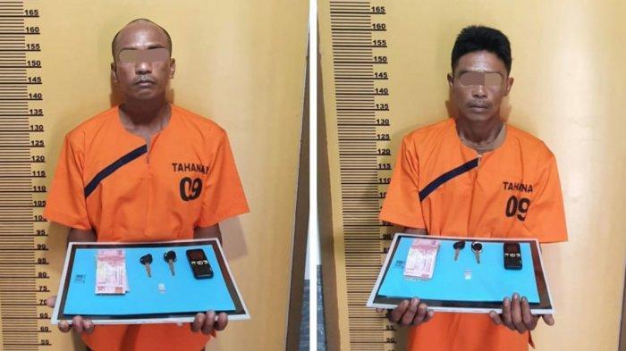 Emangnya Main Petak Umpet? Pengedar Narkoba di Riau Sembunyi di Belakang Rumah Saat Dicari Polisi