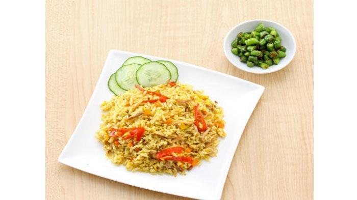 SARAPAN SEHAT: Cara & Bahan Membuat Nasi Goreng Kencur Kunyit