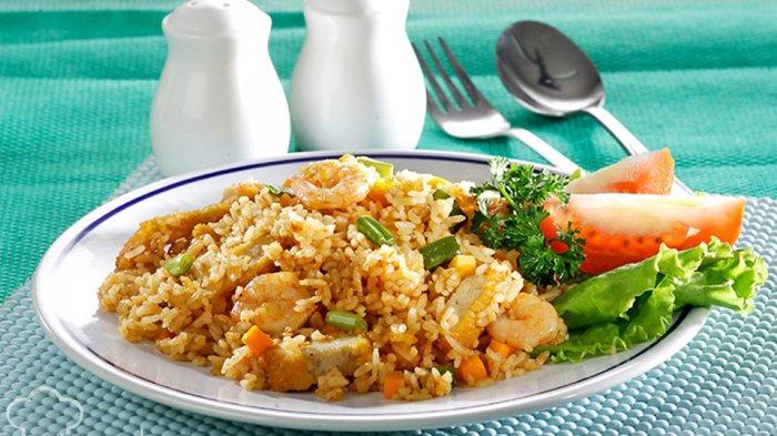 Resep dan Cara Membuat Nasi Goreng Sosis Nikmat, Bahan yang Digunakan Sederhana