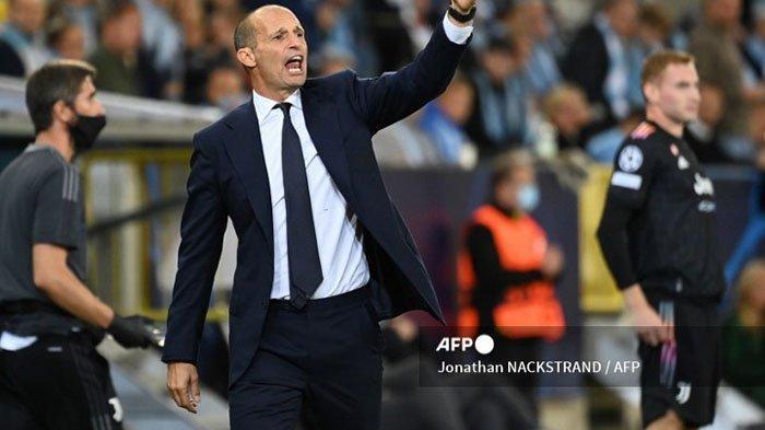 Hasil Pertandingan Juventus vs AC Milan akan Tentukan Nasib Allegri, Menang atau Dipecat