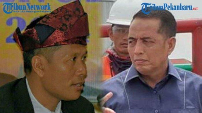 Nasib Indra Gunawan dan Asri Auzar: Harap Jadi Bupati, Tinggalkan Kursi Pimpinan DPRD Riau, Ternyata