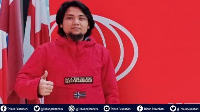 SATU Keluarga Warga Asal Riau Terisolasi di Wuhan China Akibat Virus Corona, Rio Alfi : Doakan Kami