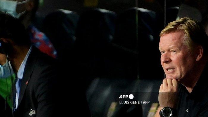 Nasib Ronald Koeman di Ujung Tanduk, Dua Kali Barcelona tak Berdaya di Camp Nou