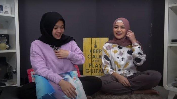 Ada Kemiripan Kelakuan Nathalie Holscher dangan Lina Jubaedah Menurut Putri Delina:Kayak Mama Banget