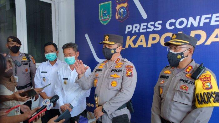 Nelayan di Rohil Keluhkan Penggunaan Alat Tangkap Terlarang, Kapolda Riau Turunkan 2 Kapal ke Rohil