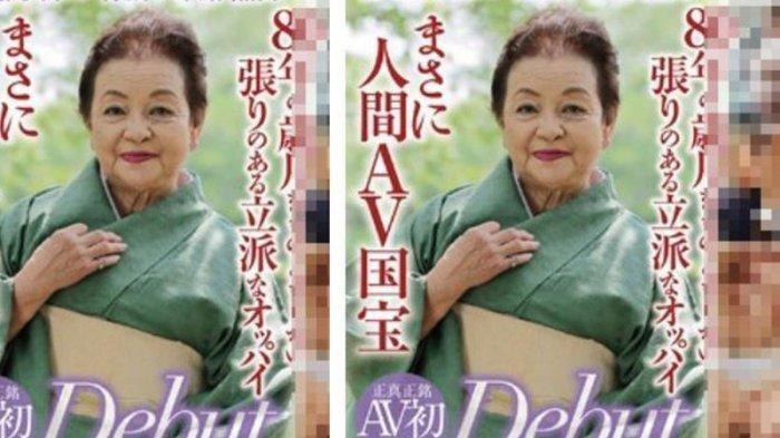 SOSOK Kakek Sugiono alias  Shigeo Tokuda & Nenek Pemeran Film Panas dari Negeri Sakura
