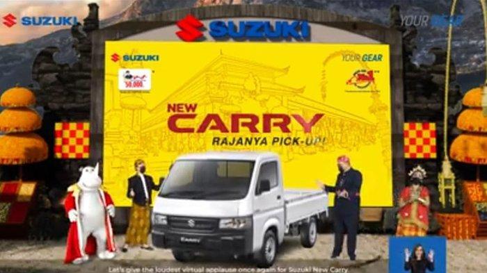 New Carry Pick Up Sudah Bisa Dipesan di Suzuki SBT Pekanbaru, Segini Harganya