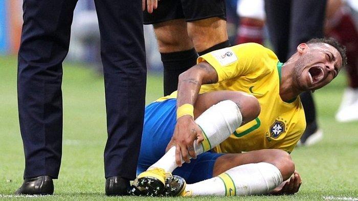 Akhirnya, Neymar Buka Suara Terkait Kritikan Diving Berlebihan