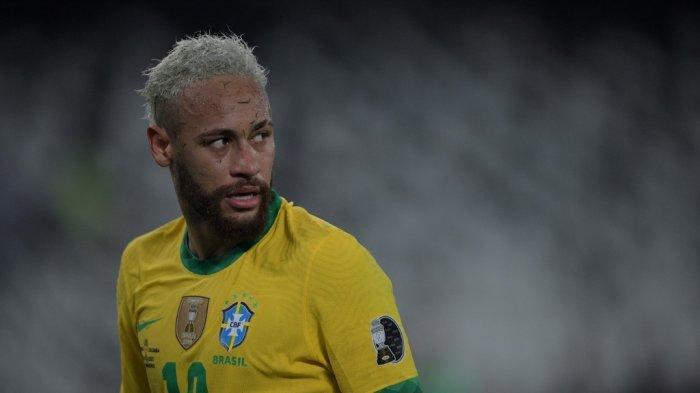 Belum Bertanding Neymar Sudah Marah Besar, Laga Brasil vs Argentina Memanas Gara-gara Ini