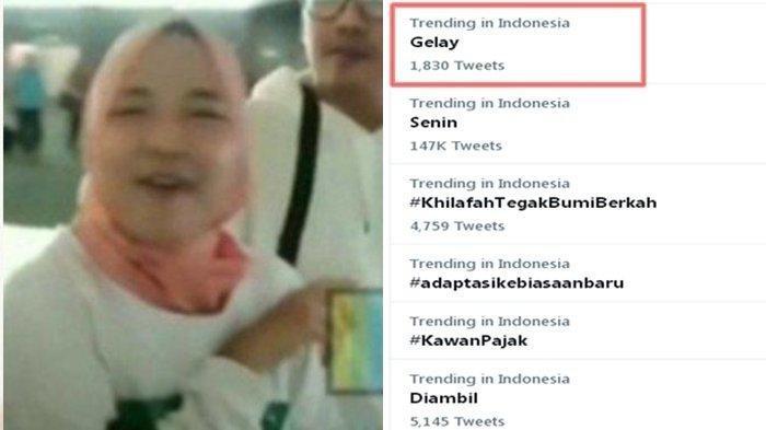 Apa Arti Kata Gelay yang Viral? Kata Gelay Dilontarkan Soal Nissa Sabyan