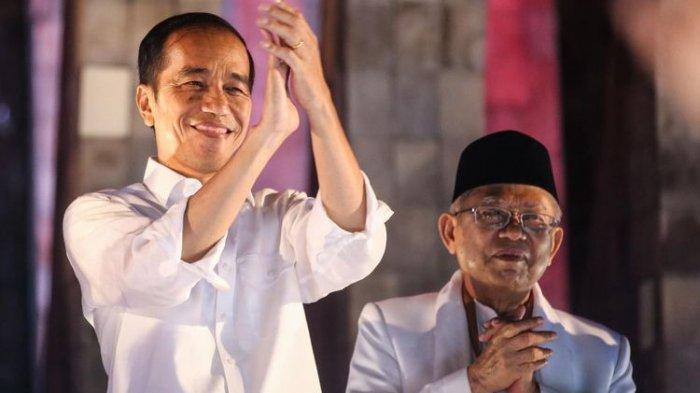 Penetapan Presiden 2019-2024 Digelar Hari Minggu (30/6), Tunggu Jokowi Pulang? Ini Kata KPU