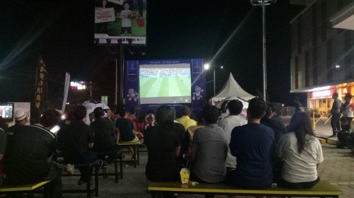 Transmart Pekanbaru Gelar Nonton Bareng Piala Dunia 2018
