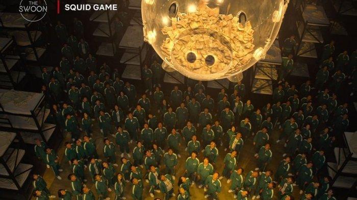 Nonton Drama Korea Squid Game Film Populer di Netflix, Subtitle Bahasa Inggris Tuai Kritik