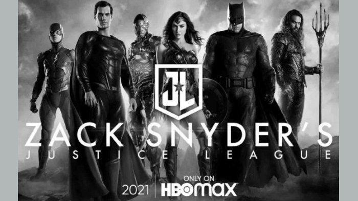 Link Nonton Film Justice League Snyder's Cut Sub Indo dan Link Download Justice League Snyder's Cut