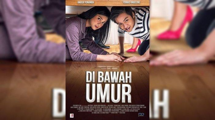 Disini Nonton Film Angga Aldi Yunanda  Di Bawah Umur Full Movie, Download Film Dibawah Umur